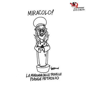 Boschi petrolio