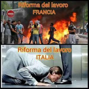 Francia vs Italia